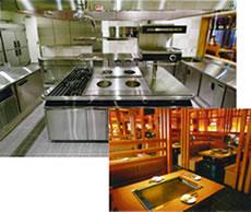 厨房設備機器
